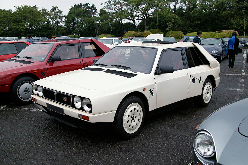 Amazing Lancia Delta S4 Pictures & Backgrounds
