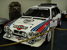 Nice Images Collection: Lancia Delta S4 Desktop Wallpapers