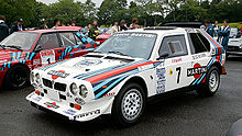 HD Quality Wallpaper | Collection: Vehicles, 220x124 Lancia Delta S4