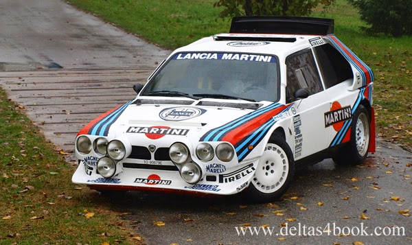 Nice wallpapers Lancia Delta S4 600x357px