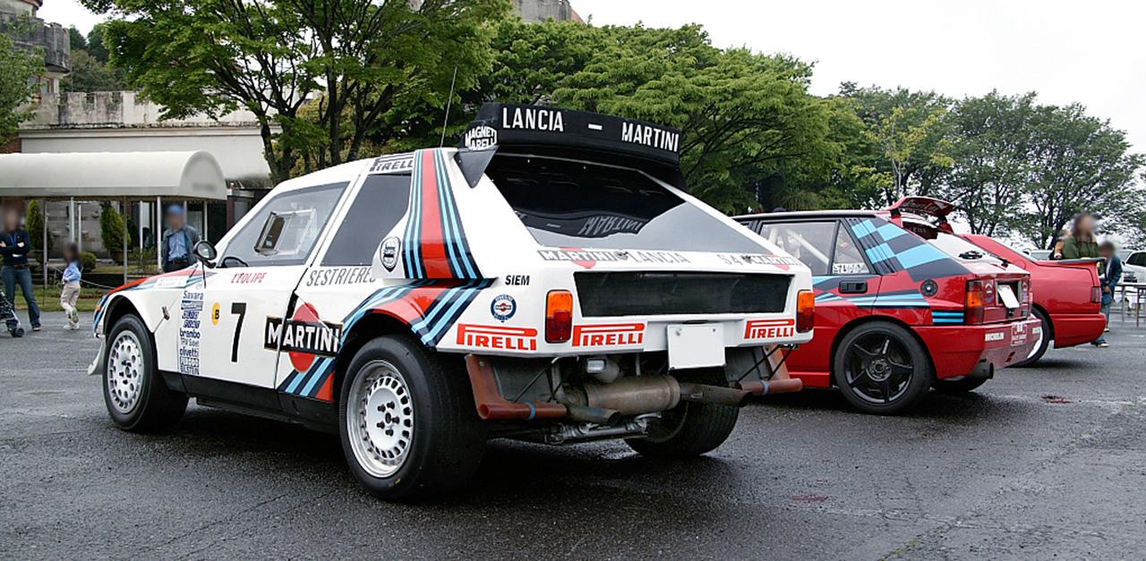 Lancia Delta S4 Pics, Vehicles Collection