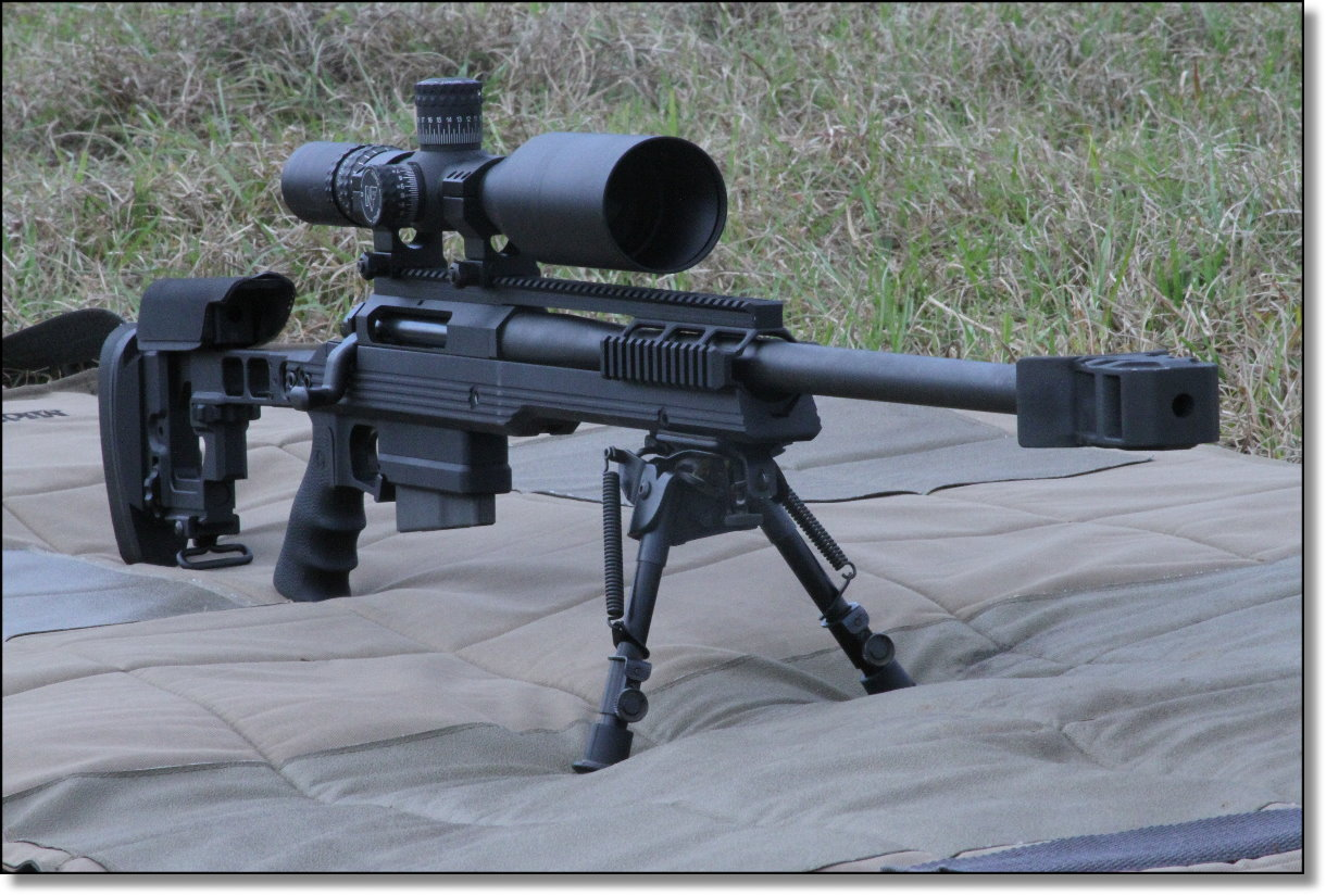 Lapua .338 Sniper Rifle Pics, Weapons Collection