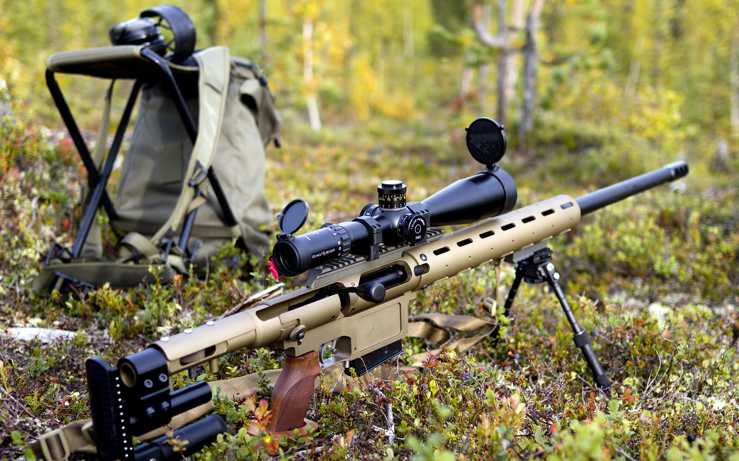 Lapua .338 Sniper Rifle Backgrounds on Wallpapers Vista