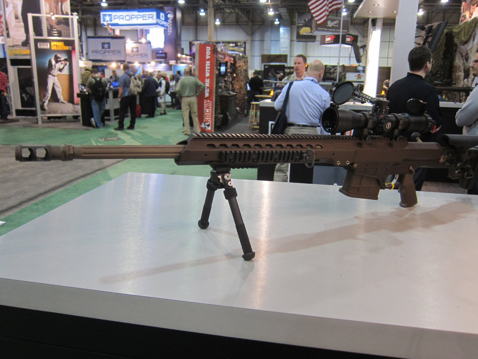 HQ Lapua .338 Sniper Rifle Wallpapers   File 252.82Kb