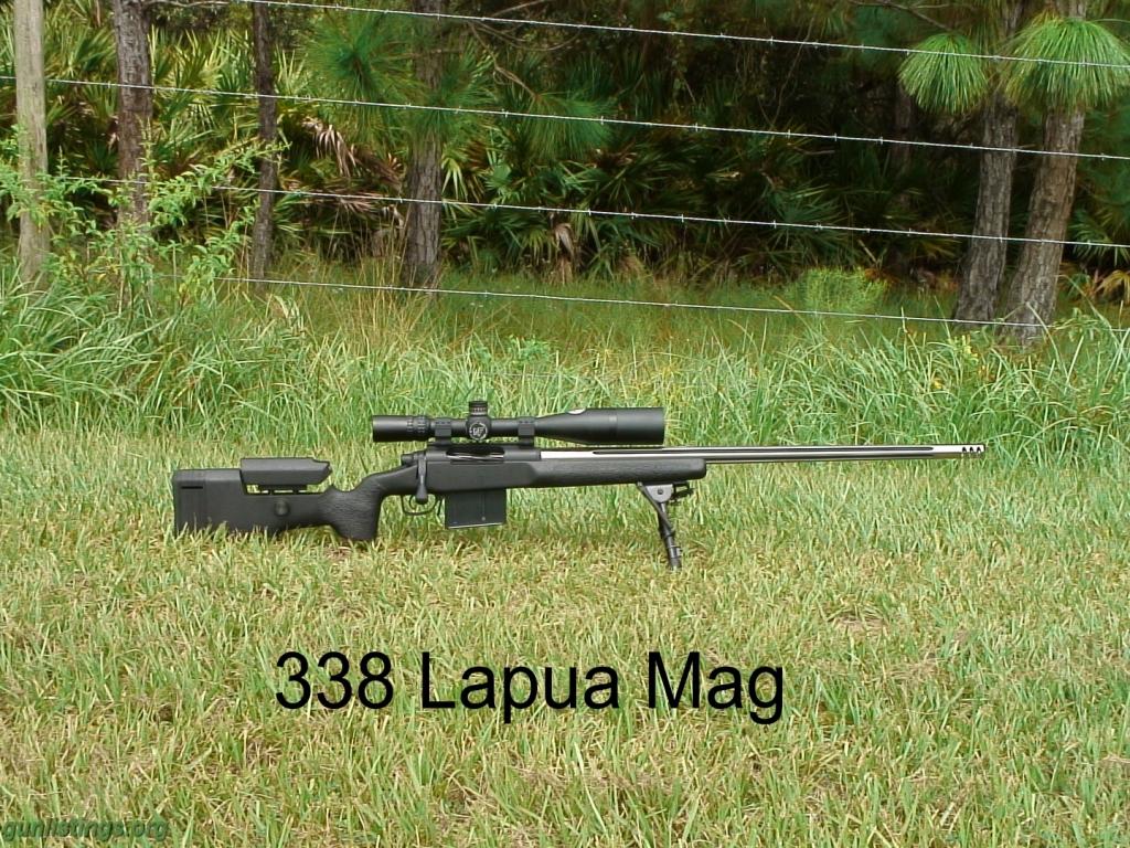 1024x768 > Lapua .338 Sniper Rifle Wallpapers