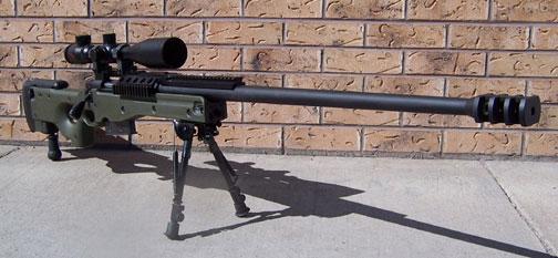 HQ Lapua .338 Sniper Rifle Wallpapers   File 37.62Kb