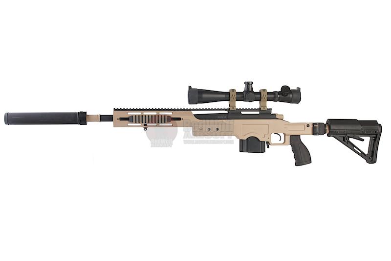 Nice Images Collection: Lapua .338 Sniper Rifle Desktop Wallpapers