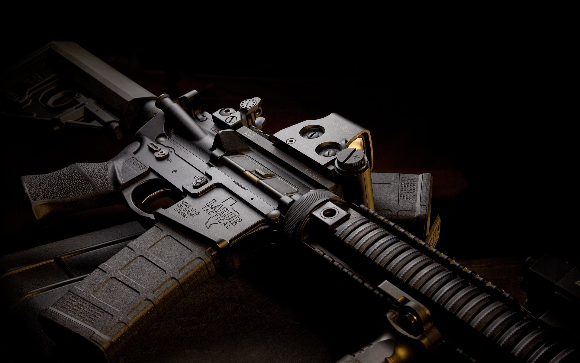 LaRue Assault Rifle Pics, Weapons Collection