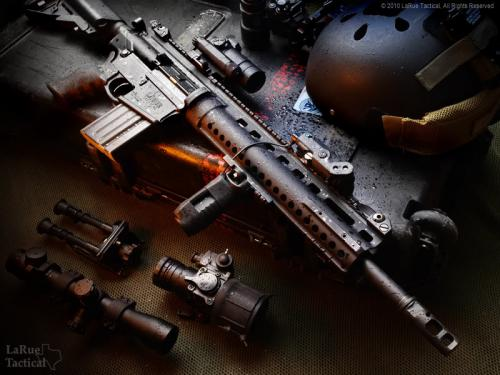 Amazing LaRue Assault Rifle Pictures & Backgrounds
