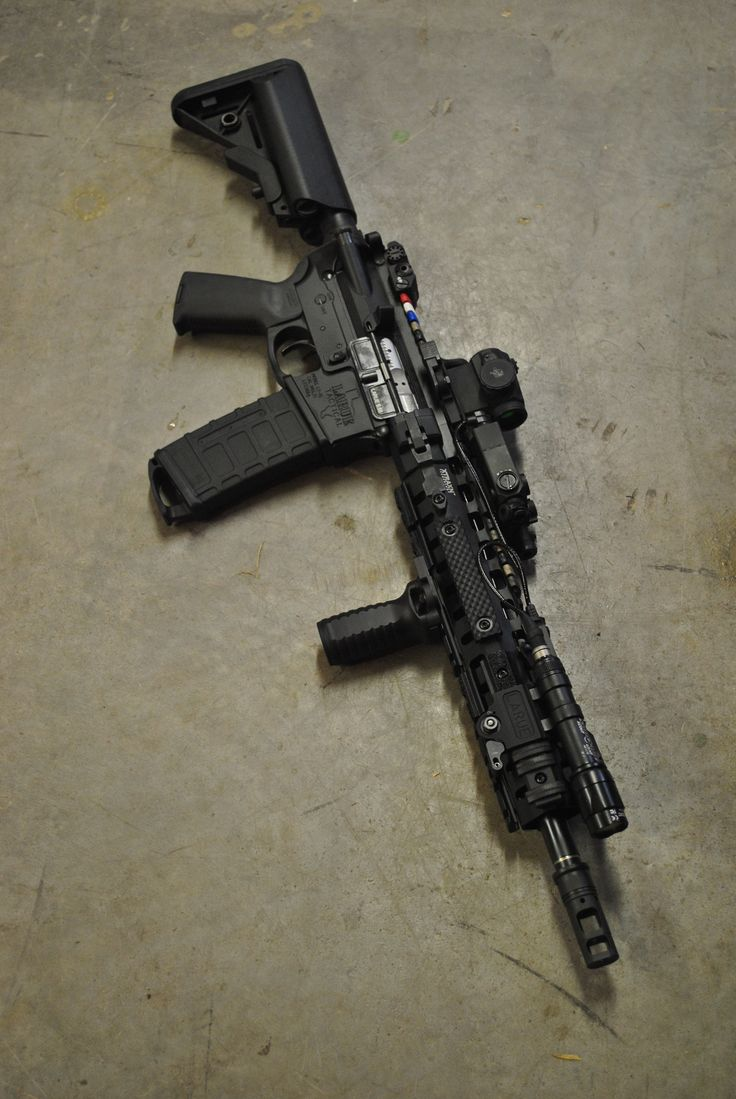 Images of LaRue Assault Rifle   736x1099