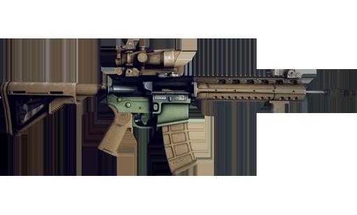 LaRue Assault Rifle Backgrounds, Compatible - PC, Mobile, Gadgets  512x308 px