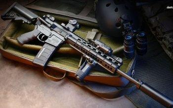 Images of LaRue Assault Rifle   350x219