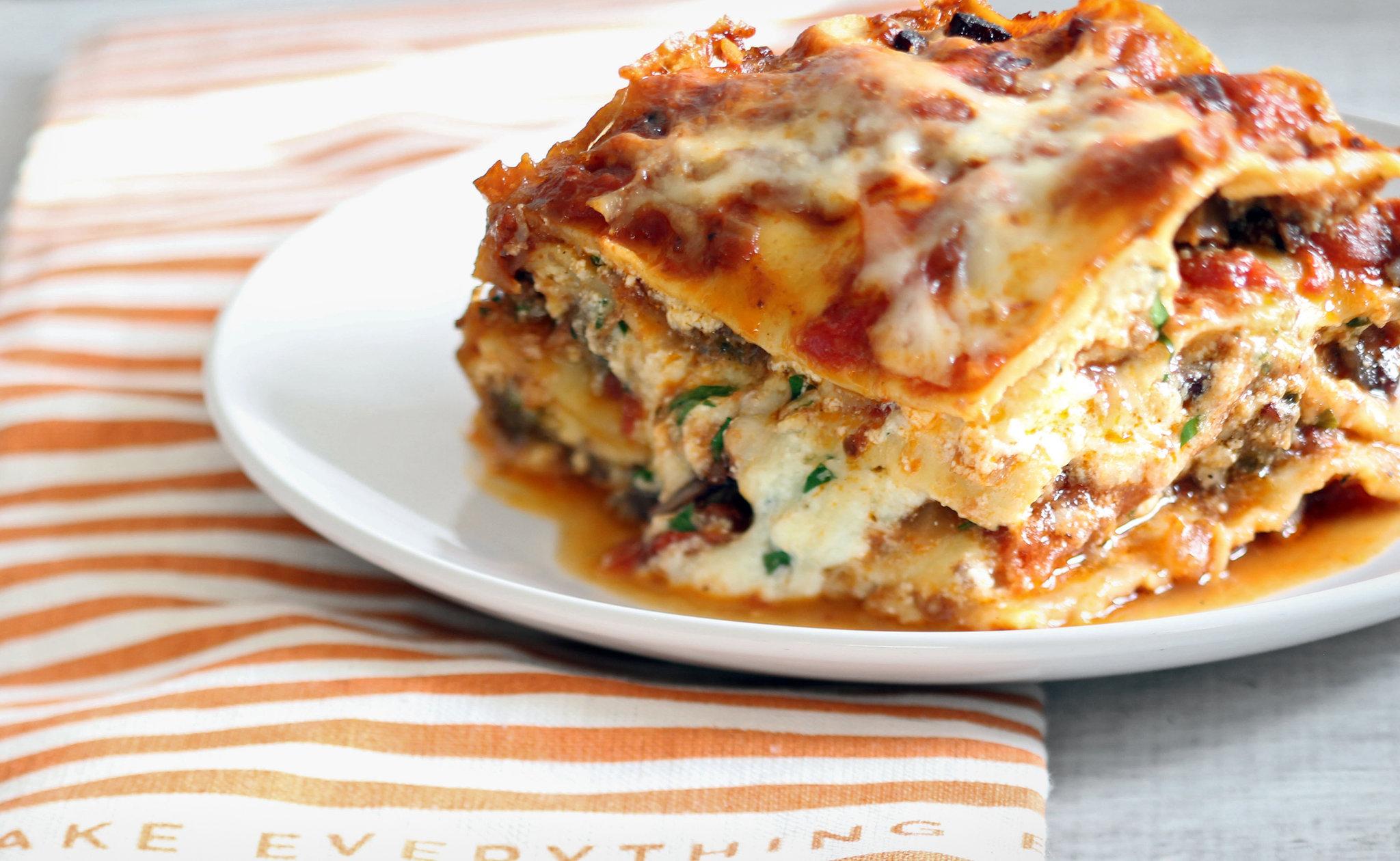 Lasagna #5