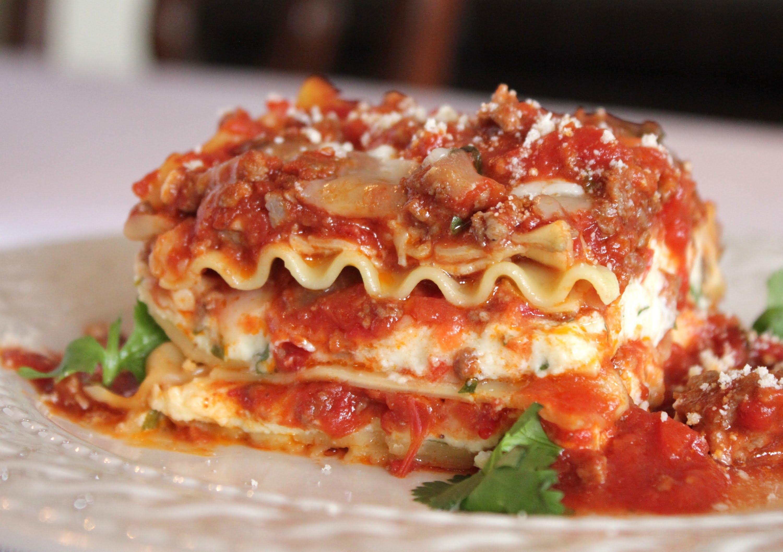 Lasagna #9
