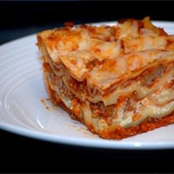 Lasagna #17