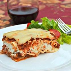 Lasagna #11