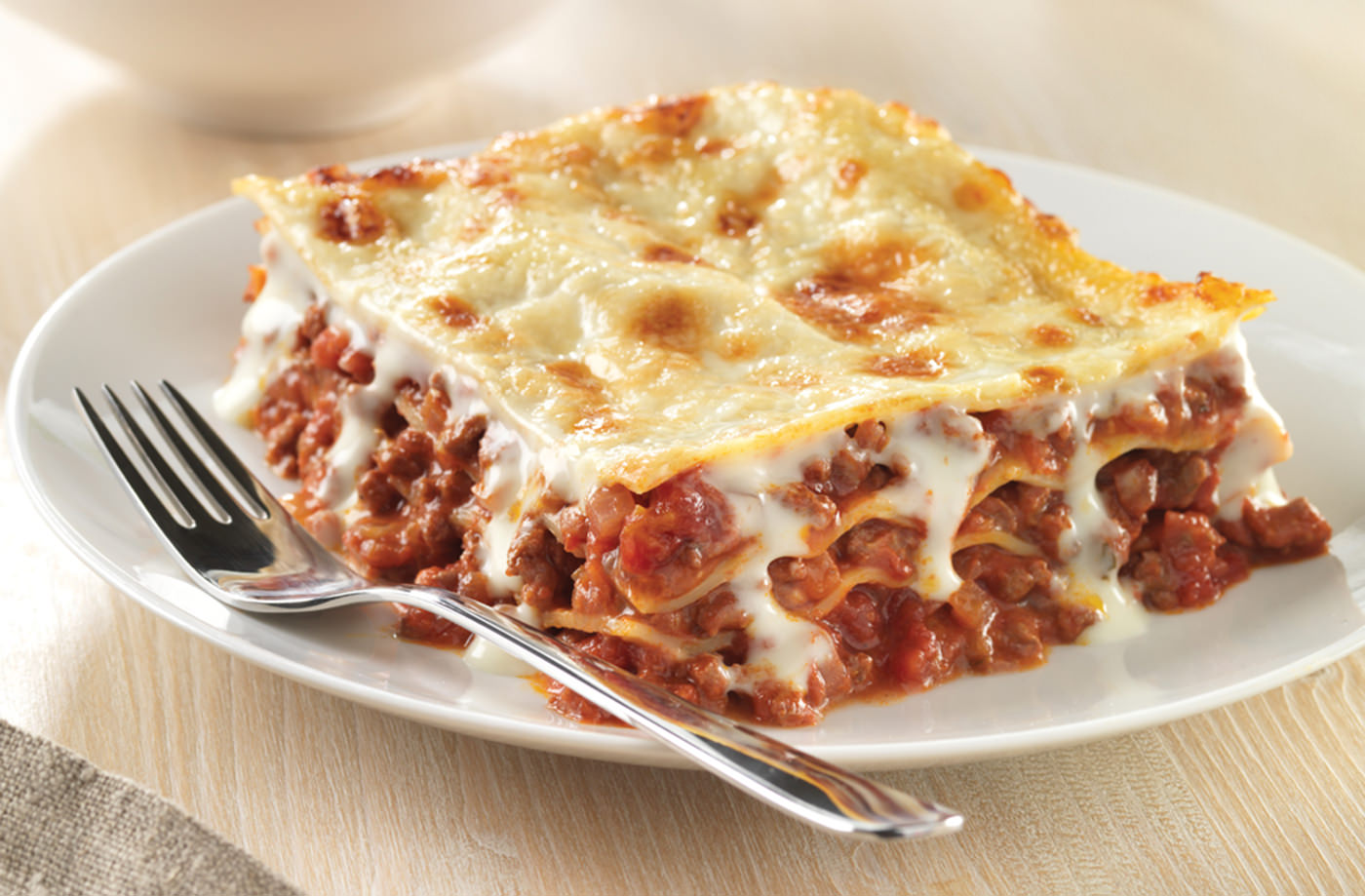 Nice wallpapers Lasagne 1400x919px