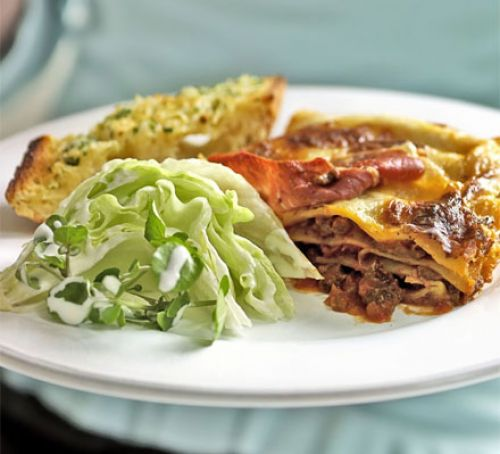 Nice Images Collection: Lasagne Desktop Wallpapers