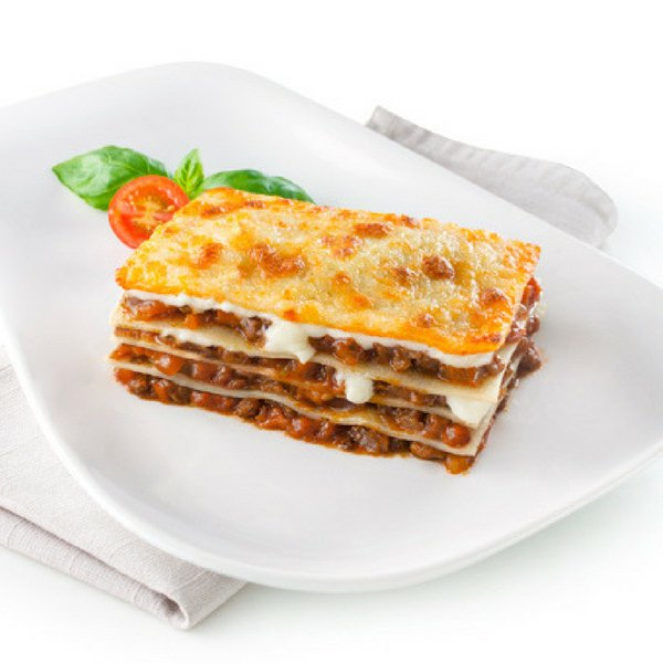 HD Quality Wallpaper | Collection: Food, 600x600 Lasagne