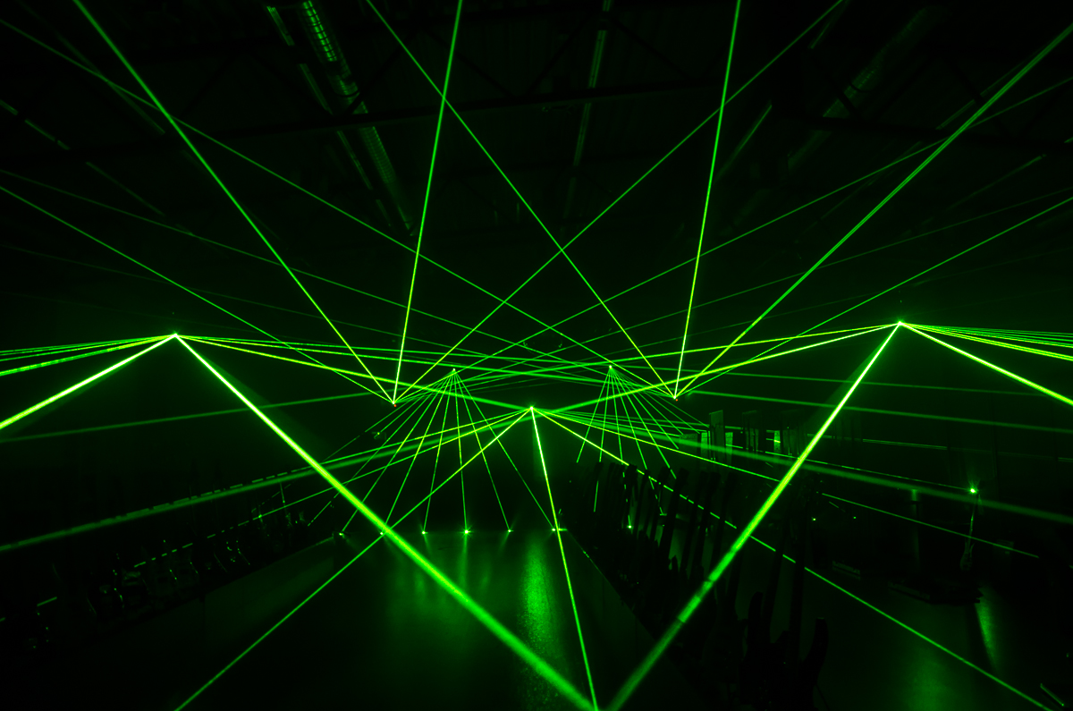 Laser Pics, Technology Collection