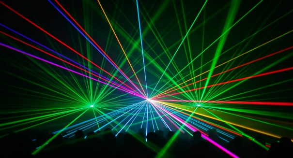 HQ Laser Wallpapers | File 65.36Kb