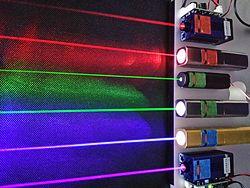 Nice Images Collection: Laser Desktop Wallpapers