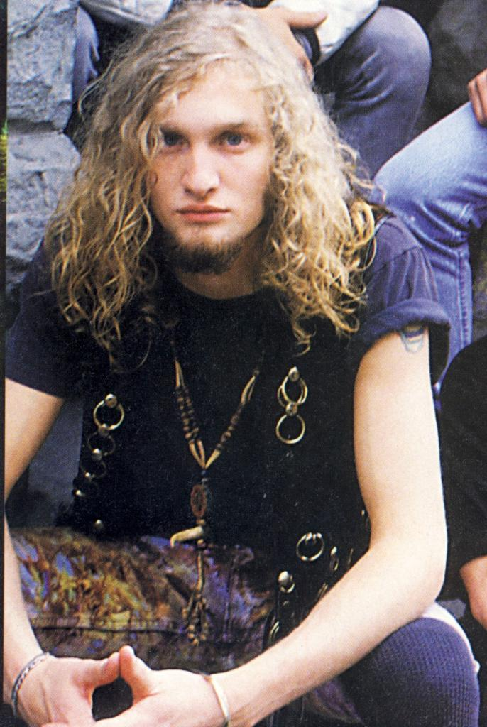 Layne Staley Pics, Music Collection
