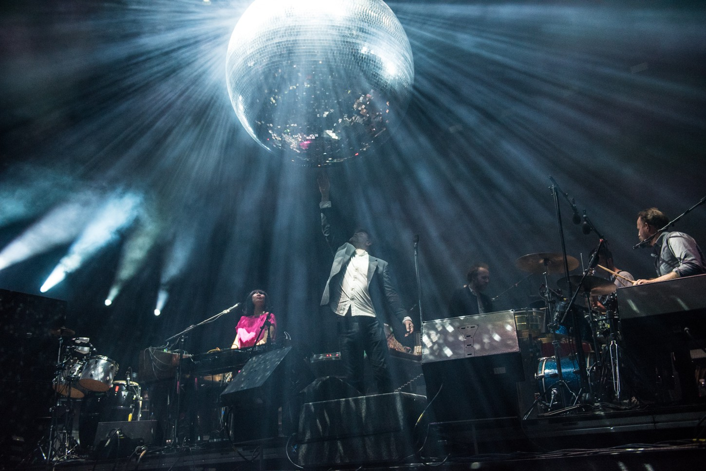 HD Quality Wallpaper | Collection: Music, 1450x968 LCD Soundsystem
