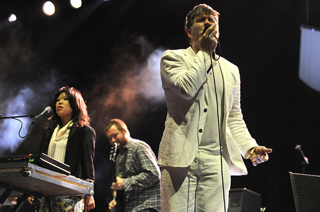 Nice wallpapers LCD Soundsystem 636x421px