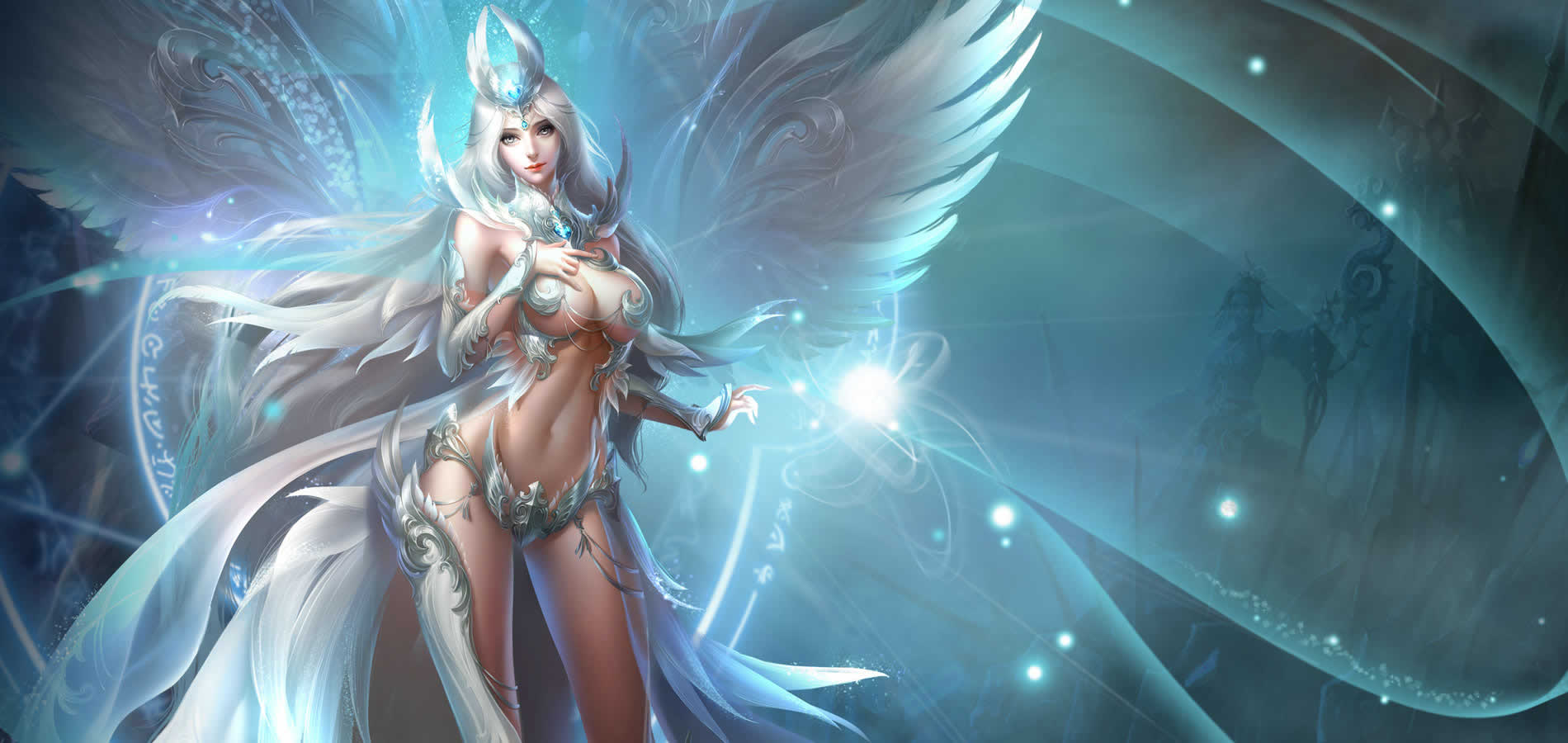 League Of Angels Wallpapers Video Game Hq League Of Angels