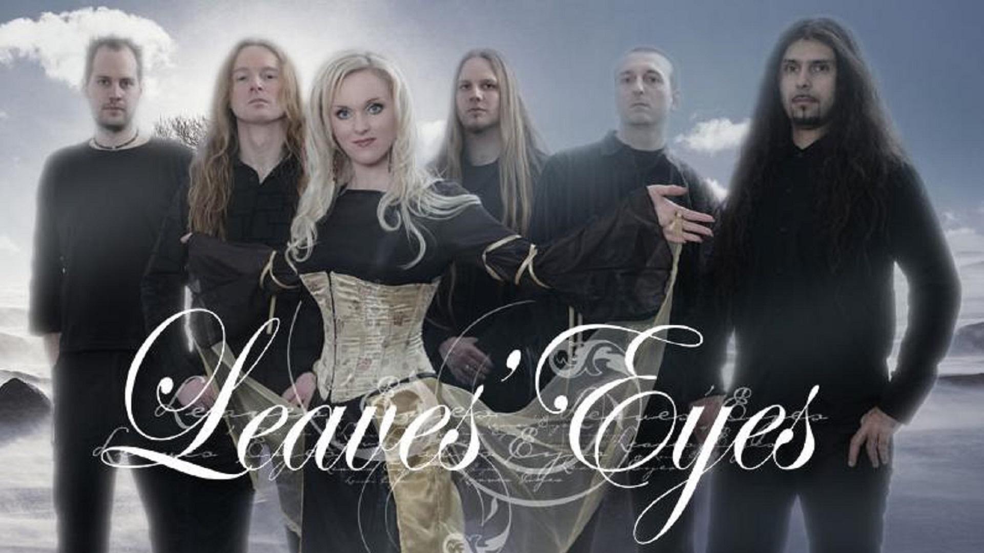 Leaves Eyes #4