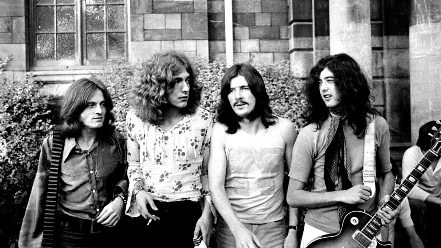 Nice wallpapers Led Zeppelin 1401x788px