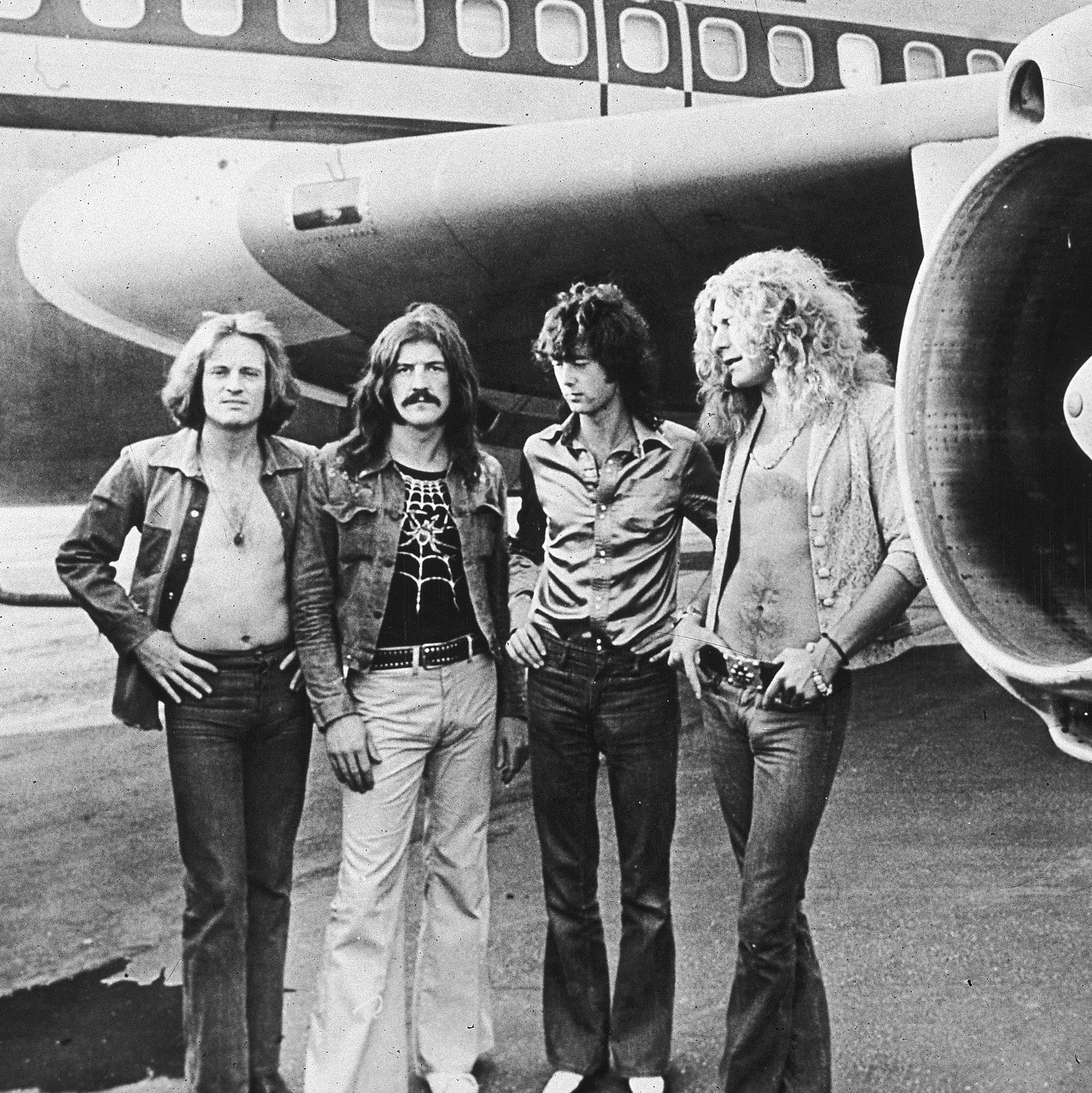 Nice Images Collection: Led Zeppelin Desktop Wallpapers