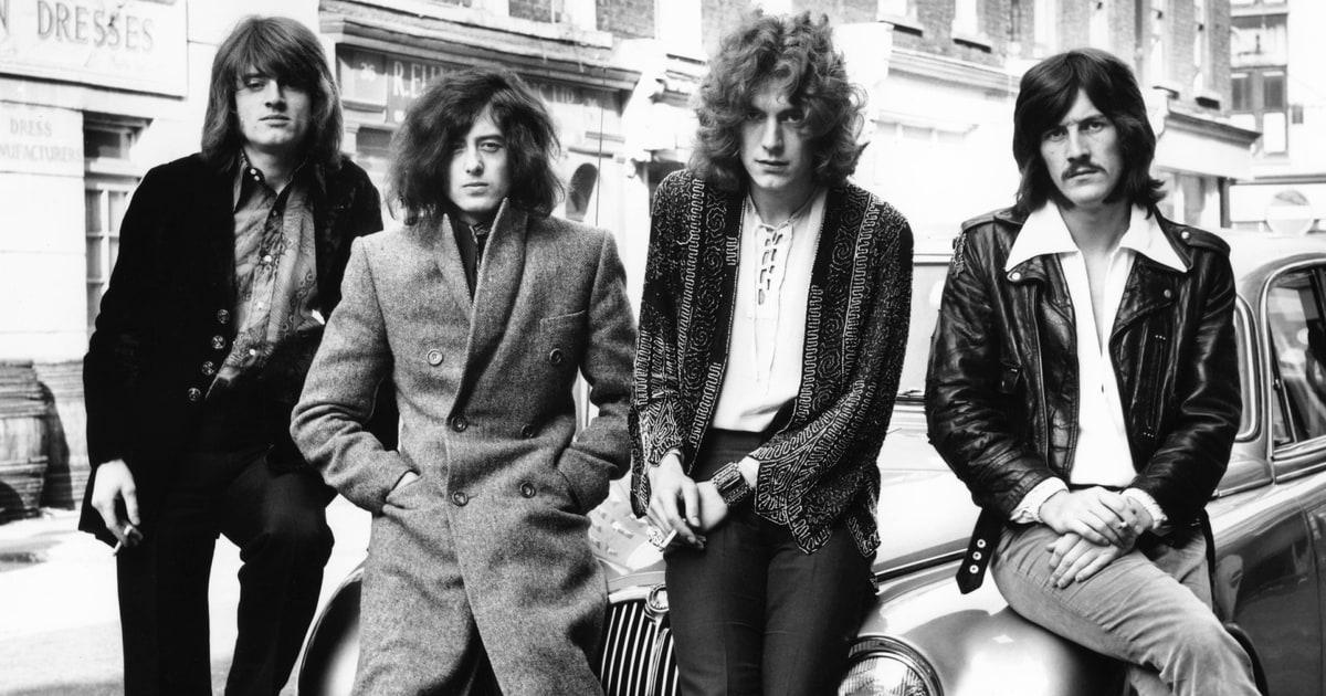 Led Zeppelin Backgrounds on Wallpapers Vista