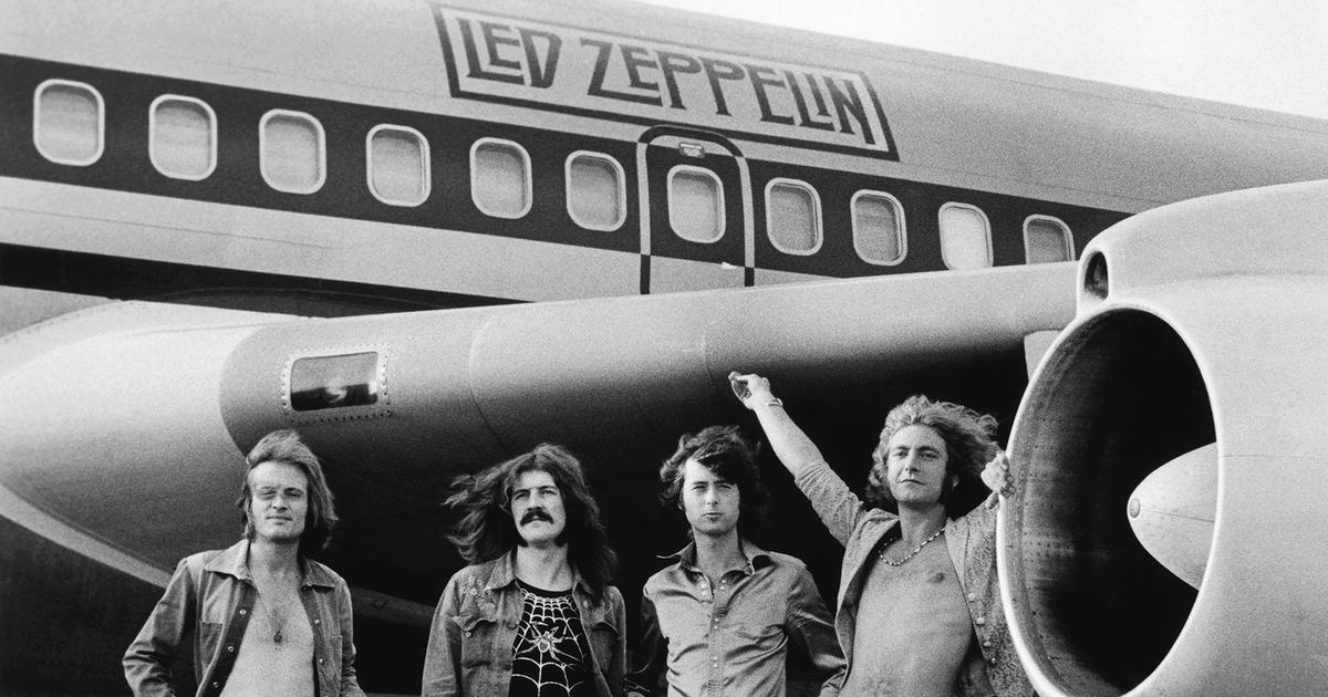 Nice wallpapers Led Zeppelin 1200x630px