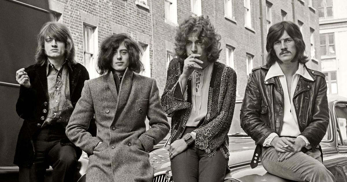 High Resolution Wallpaper   Led Zeppelin 1200x630 px