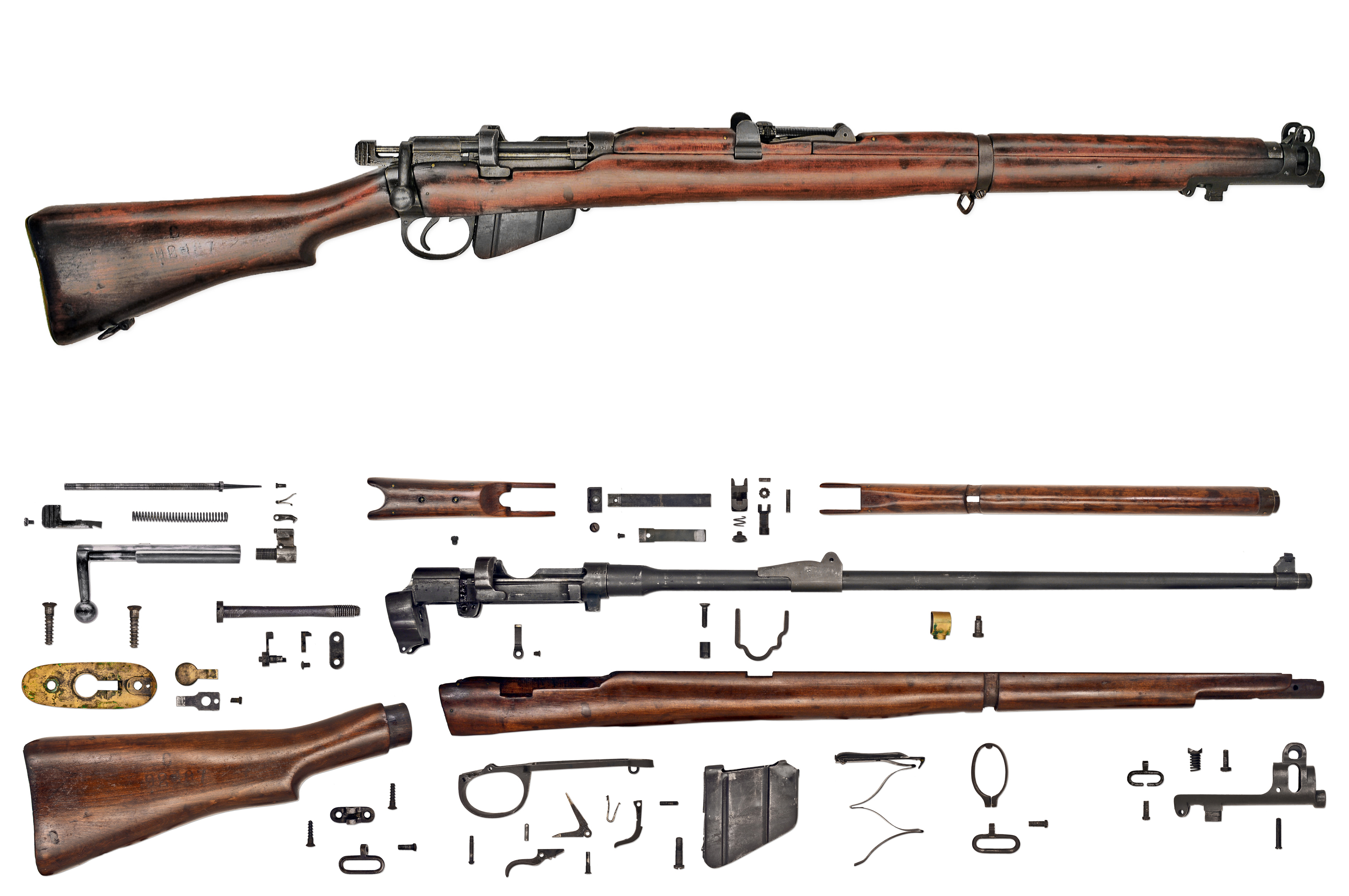 Amazing Lee Enfield Mk Iii Rifle Pictures & Backgrounds