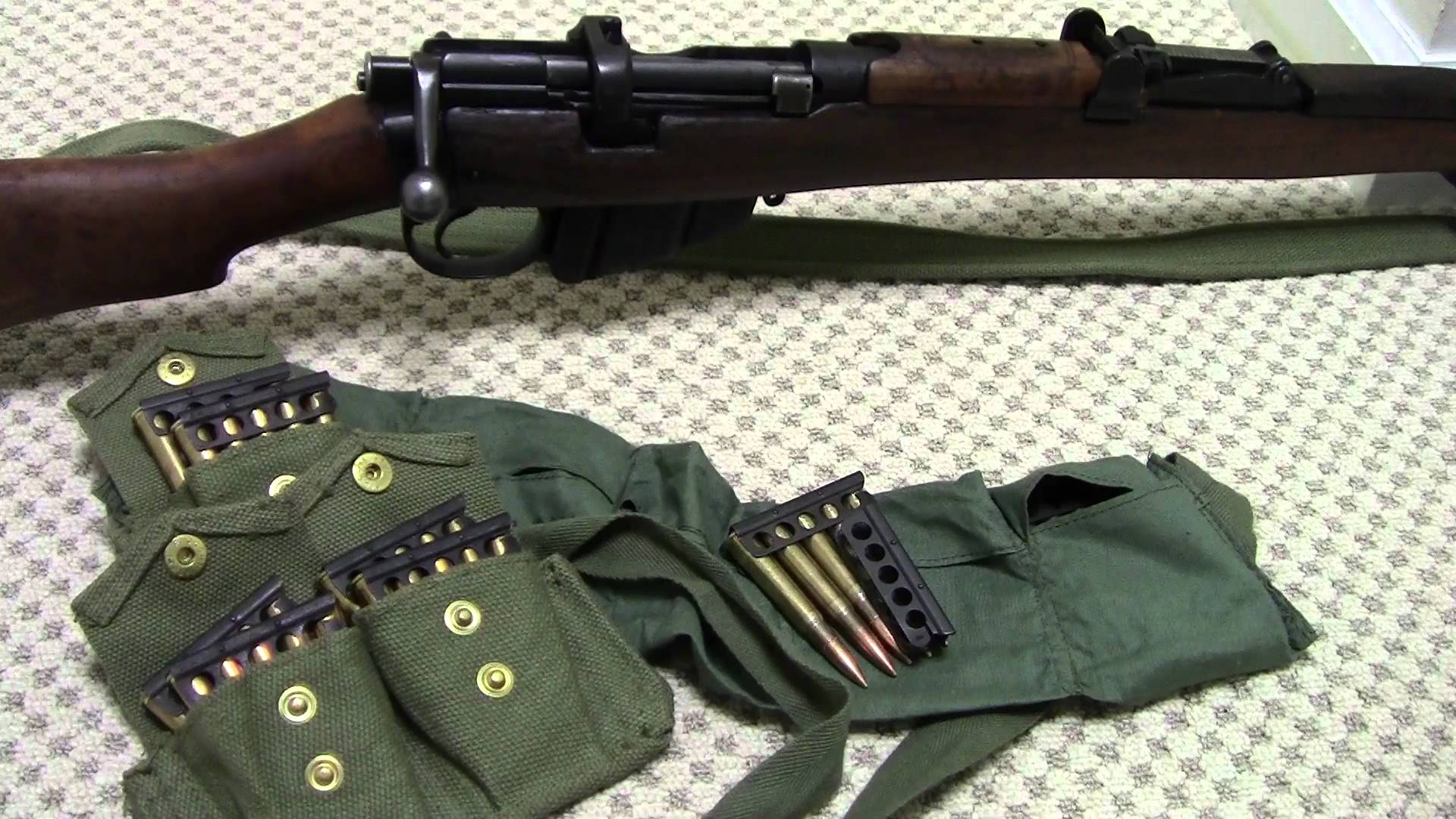 HQ Lee Enfield Mk Iii Rifle Wallpapers | File 275.2Kb