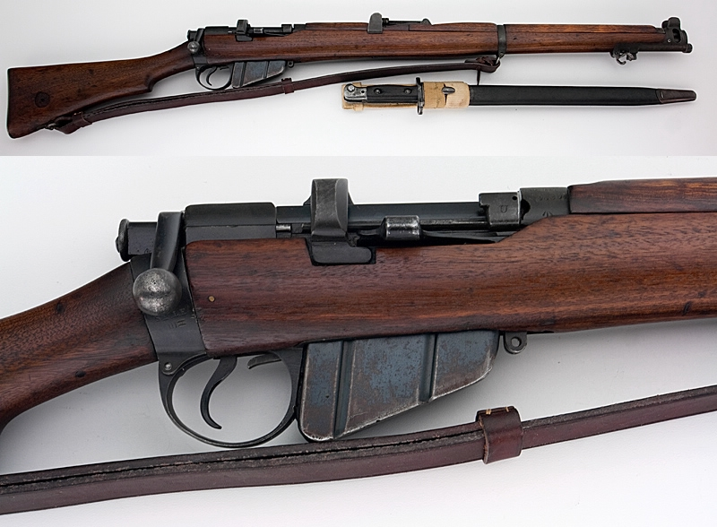 Lee Enfield Mk Iii Rifle Backgrounds on Wallpapers Vista