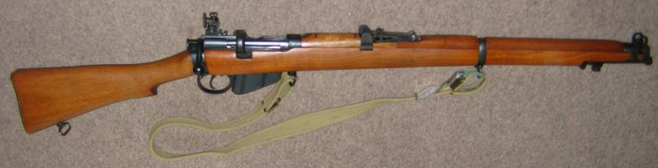 Lee Enfield Mk Iii Rifle Pics, Weapons Collection