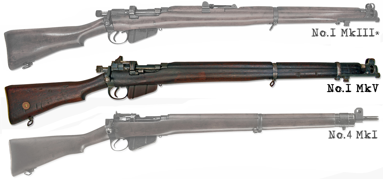 Images of Lee Enfield Mk Iii Rifle | 1462x686