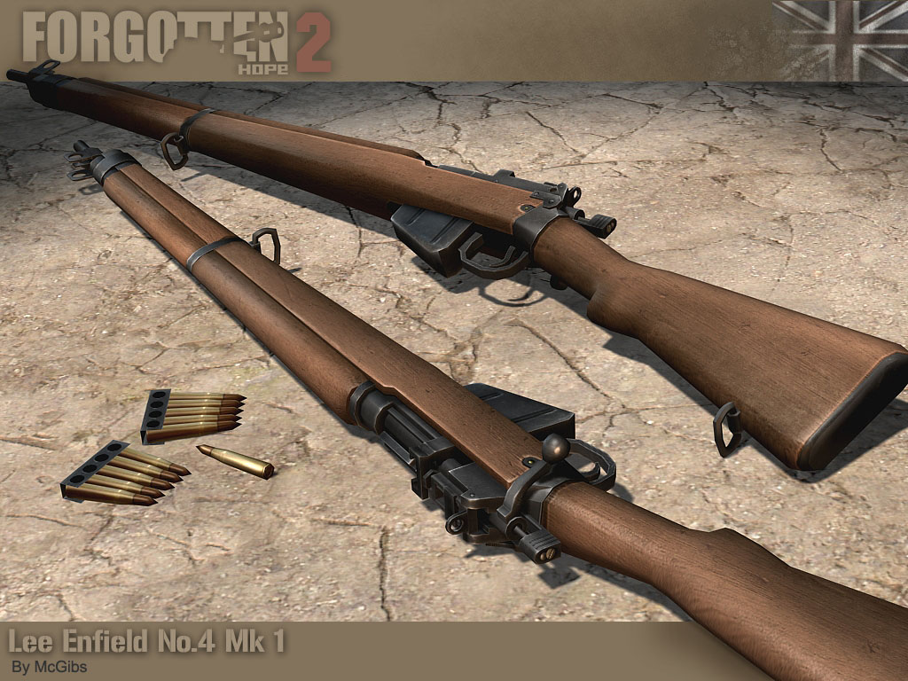 Images of Lee Enfield No4 Mk1   1024x768