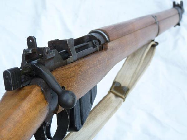 HD Quality Wallpaper   Collection: Weapons, 600x450 Lee Enfield No4 Mk1