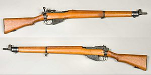 Nice Images Collection: Lee Enfield No4 Mk1 Desktop Wallpapers