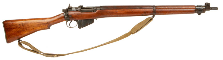 Lee Enfield No4 Mk1 Pics, Weapons Collection