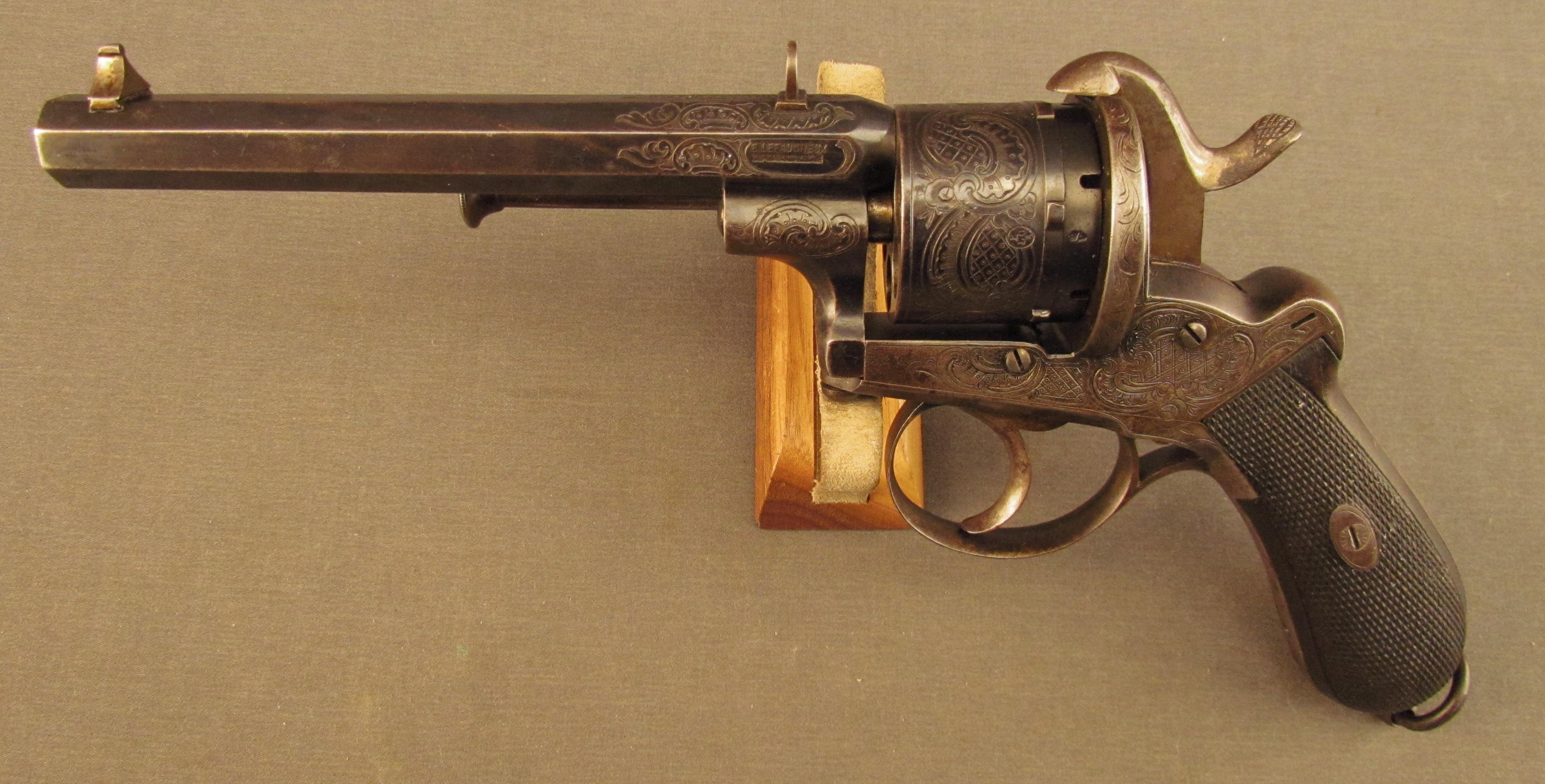 Lefaucheux Revolver Backgrounds, Compatible - PC, Mobile, Gadgets| 4196x2130 px