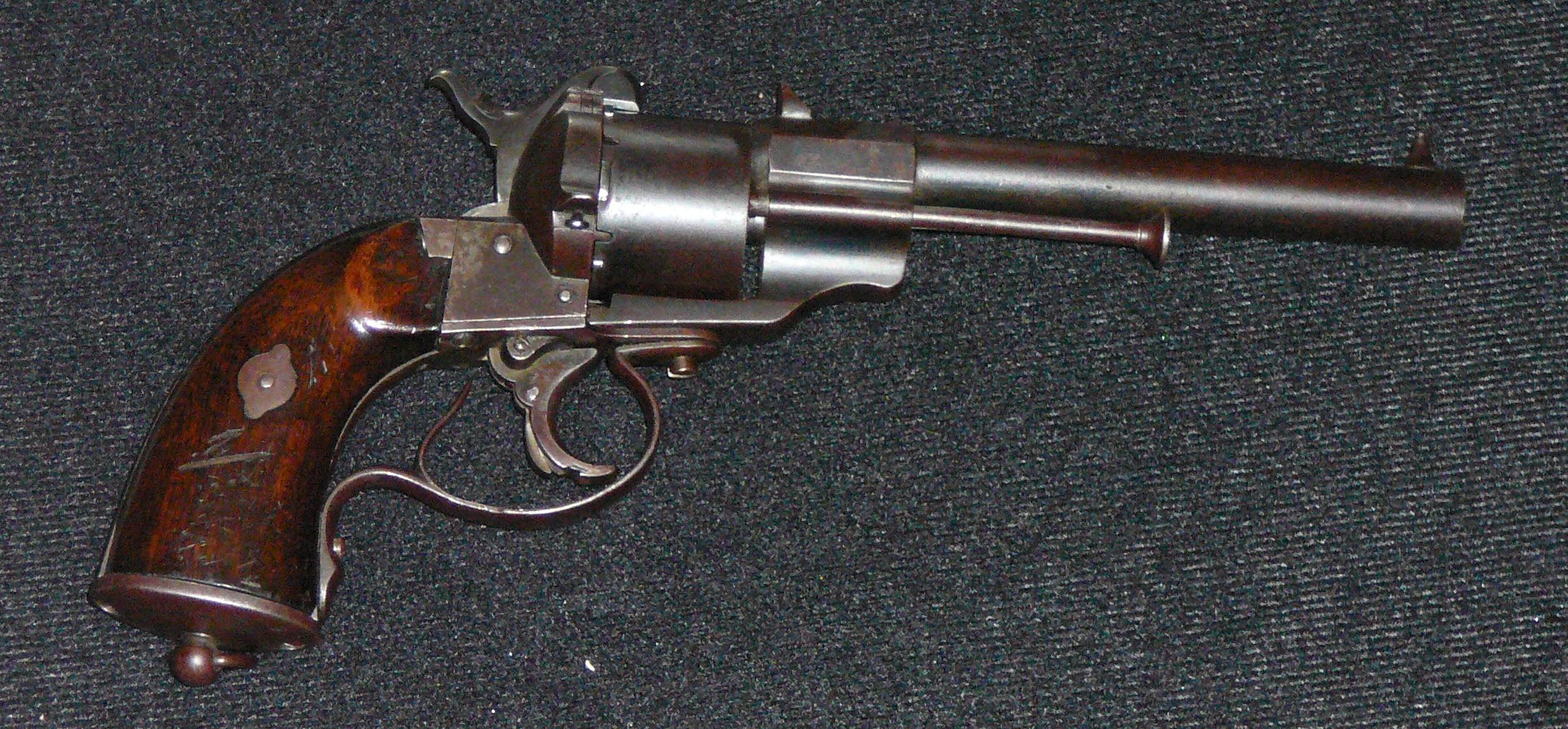 Lefaucheux Revolver Backgrounds, Compatible - PC, Mobile, Gadgets| 2412x1122 px