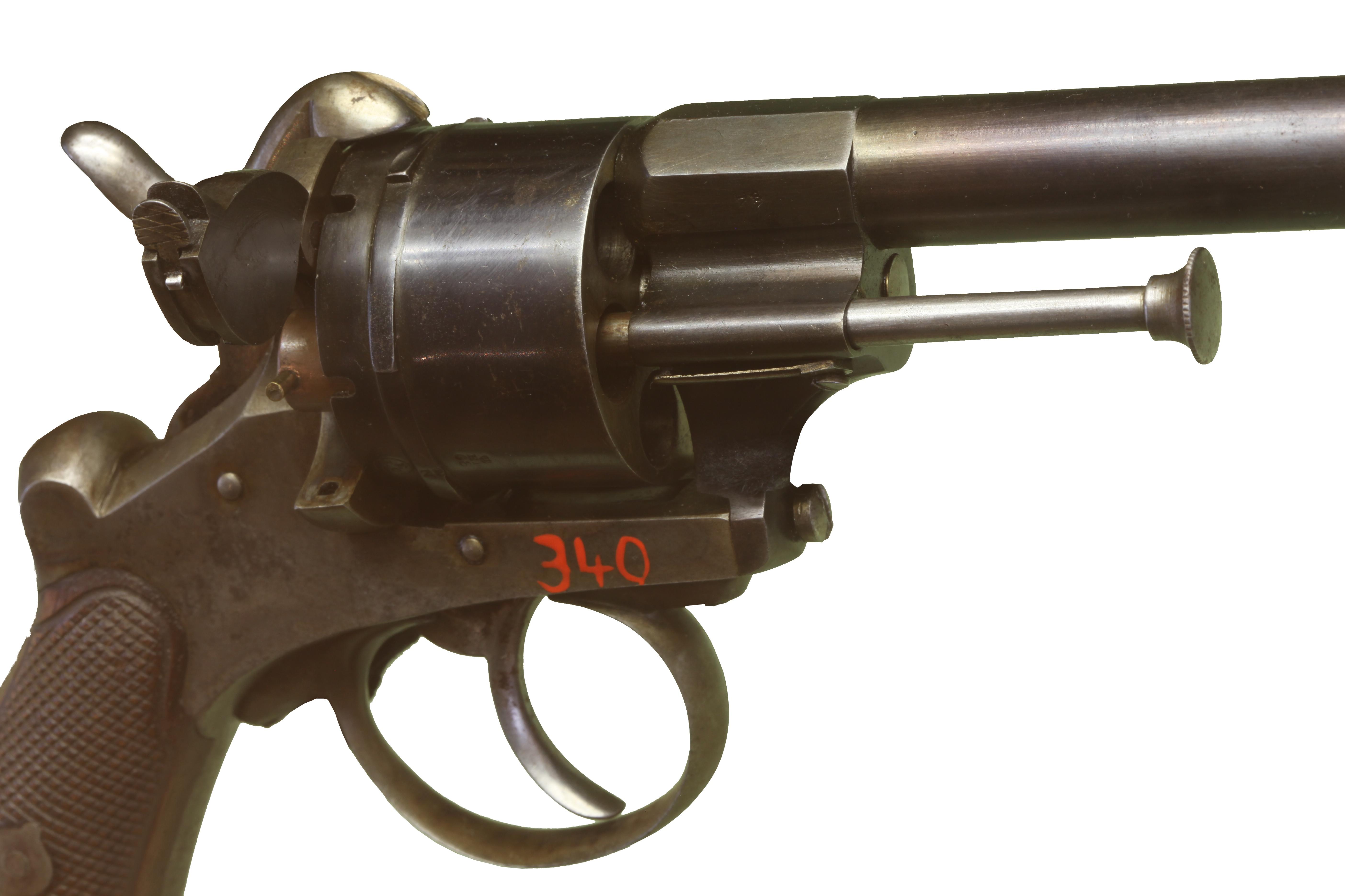 Lefaucheux Revolver Pics, Weapons Collection