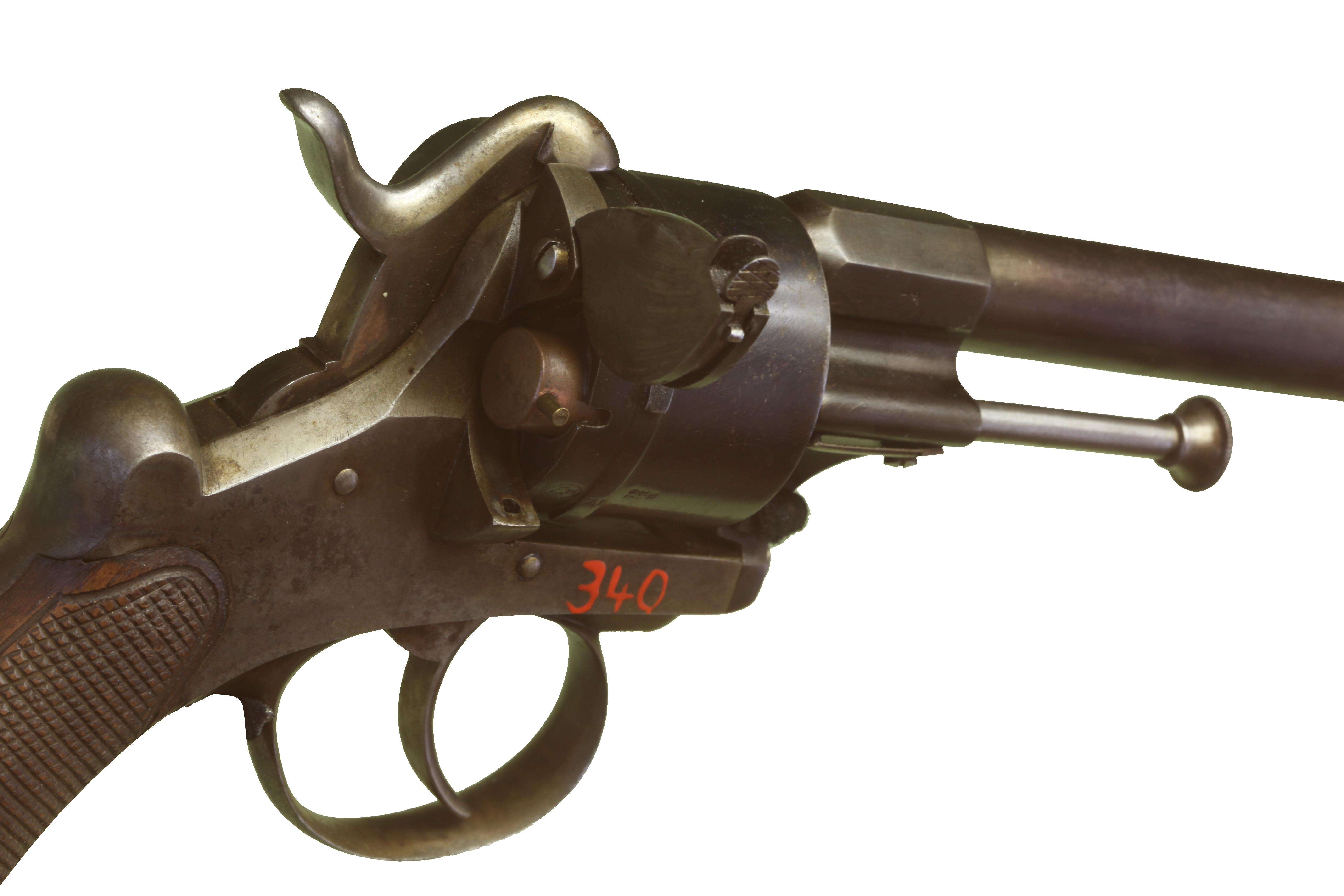 Images of Lefaucheux Revolver | 5616x3744