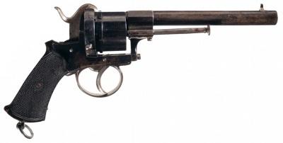 HQ Lefaucheux Revolver Wallpapers | File 19.65Kb